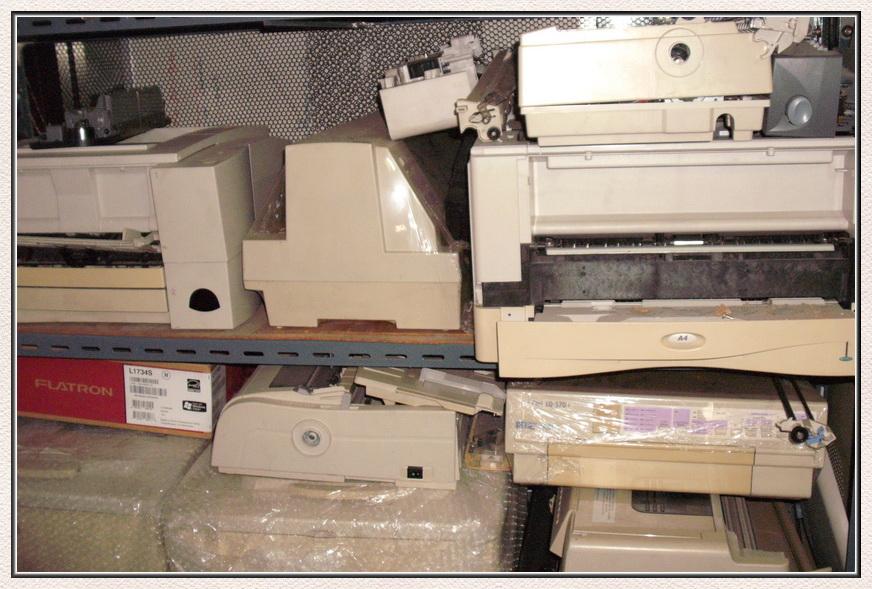 เครื่องพิมพ์ดอท อิ้งเจ็ท เลเซอร์